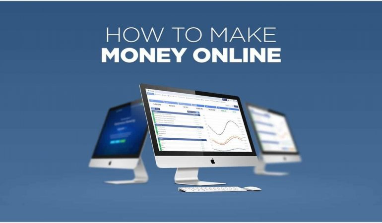 Comment gagner de l'argent en ligne: 20 idées pour vous lancer